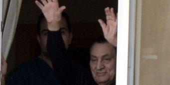 Суд оправдал экс-президента Египта Хосни Мубарака