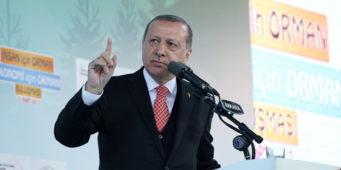 Эрдоган: Завтра ни один европеец не сможет безопасно выйти на улицу