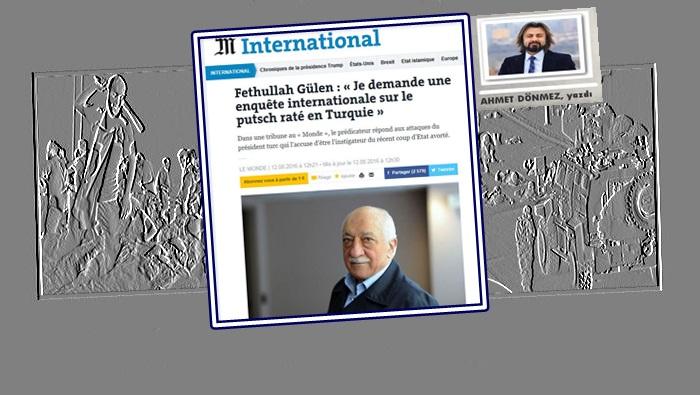 Удовлетворено ли предложение Гюлена о создании международной комиссии по расследованию попытки государственного переворота в Турции?