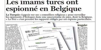 Выявлены документы подтверждающие шпионскую деятельность имамов.