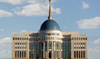 Президент Казахстана направил телеграмму поздравления Президенту Турции