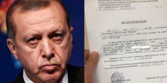 Власти Румынии вернули паспорт турецкому бизнесмену, изъятый по запросу посла Турции