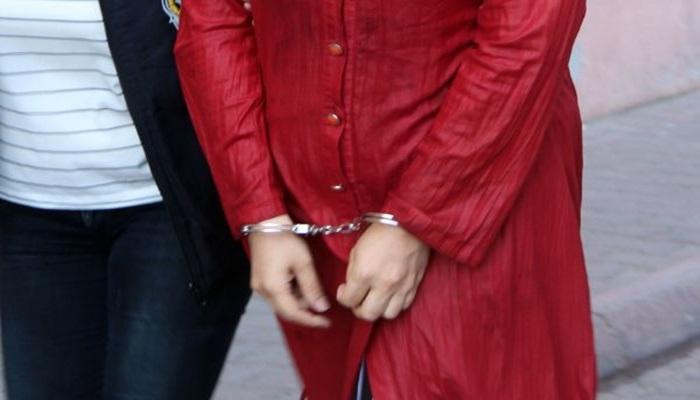 Полиция арестовала жену после того, как не смогла разыскать её мужа