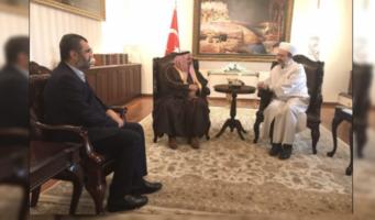 Управление по делам религии Турции приняло с почестями финансиста Аль-Каиды!
