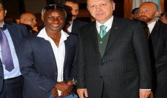 Прибывшего в Брюссель Эрдогана встречал Ибрахим Яттара