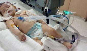 Младенец в медицинских трубках, отец в наручниках и предательство брата
