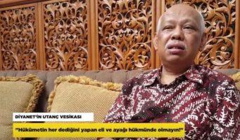 Индонезийский ученый муфтияту Турции: Не будьте учеными, по дешевке продающими религию!