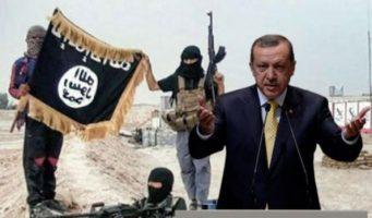 Поставки оружия террористам ИГИЛ* велись по приказу Эрдогана