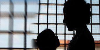 Беззвучные крики в тюремном блоке