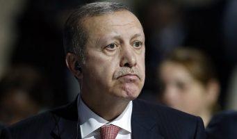 Ни один лидер не хочет встречаться с Эрдоганом