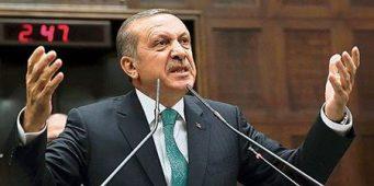 Дверь должна быть закрыта, пока есть Эрдоган