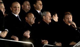 Коррупционный скандал «Большая взятка» 17-25 декабря 2013 года: Дворец признался…