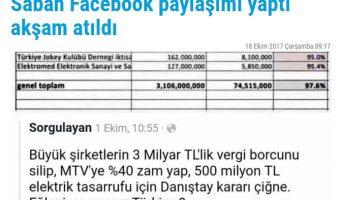 В Турции мужчину уволили за критические посты в Facebook