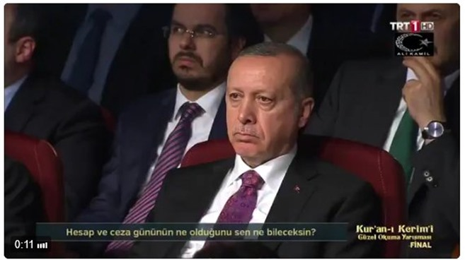 13-летнего ребенка осудили на 1 год и 9 месяцев за оскорбление Эрдогана
