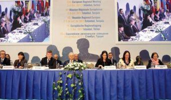 Профсоюзы работников Европы бойкотировали совещание МОТ в Стамбуле из-за режима чрезвычайного положения в Турции