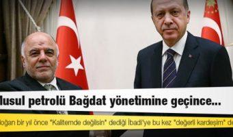 Эрдоган назвал премьер-министра Ирака «дорогим братом», хотя год назад говорил ему «знай свое место»