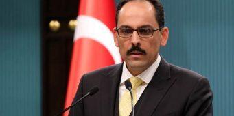 Официальный представитель президента Турции Ибрахим Калын признал, что в ходе американских санкций против Ирана Турция через банки и министра экономики вела торговлю с Ираном
