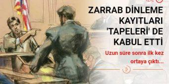 Зарраб признал телефонные записи разговоров с турецкими чиновниками