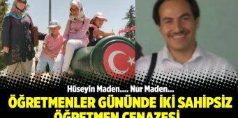 Родственники отказываются забирать тела членов семьи Хусейна Мадена, утонувшей в Эгейском море. Причина – страх перед режимом Эрдогана
