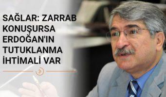 Саглар: Если Зарраб заговорит, то Эрдогана может ожидать арест