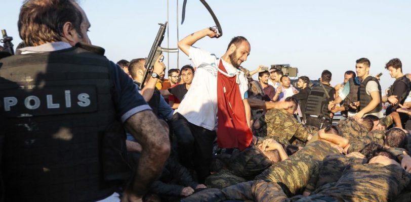 Кто и как убивал военных на мосту 15 июля?