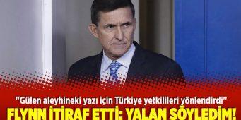 Флинн заявил, что турецкие власти ориентировали его по проблеме с Гюленом