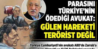 Адвокат, нанятый Турцией: Движение Гюлена не террористическое