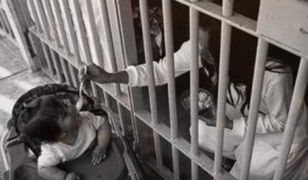 Женщину после родов поместили в изолятор временного содержания