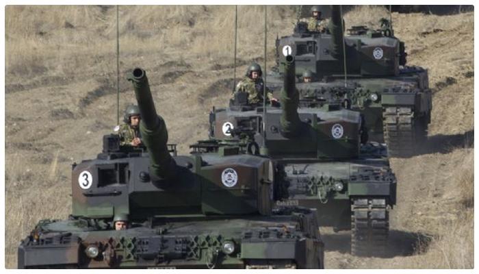 ВГермании призывают прекратить экспорт вооружения вТурцию
