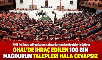 Требования 100 тысяч жертв режима ЧП остаются без ответа
