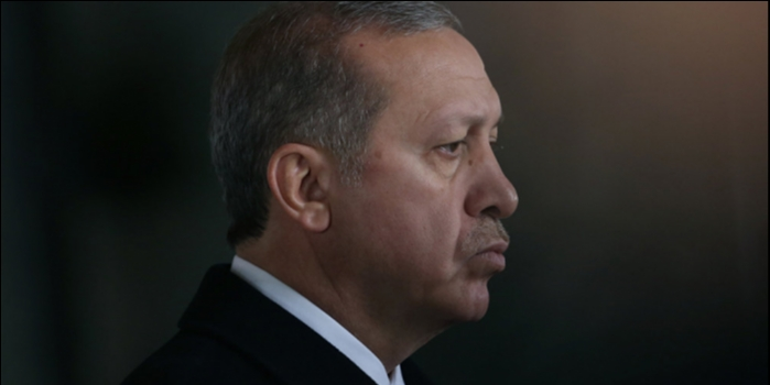 The Times: Эрдоган играет с огнем в Сирии