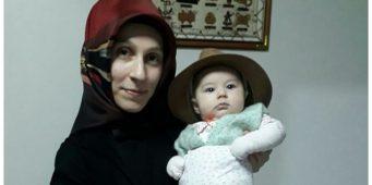 Адвокат Хендекчи с 4-месячным ребенком содержатся в тюрьме