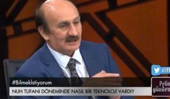 Турецкий ученый заявил, что пророк Ной использовал сотовый телефон чтобы убедить сына спастись от потопа