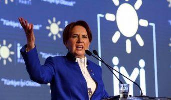 Мерал Акшенер: ПСР создала вооруженные группы чтобы использовать их в период выборов?