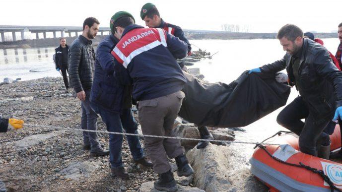 Bild: В реке Марица более 1300 человеческих тел