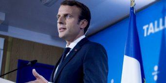 Президент Франции предупредил Турцию, что операция в Африне не должна стать поводом для вторжения в страну
