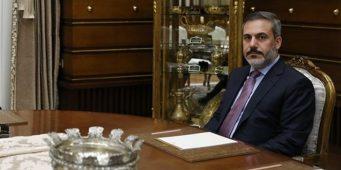Фидан провел тайную встречу с должностными лицами правительства Асада?