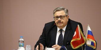 Российский посол: Москва пока не готова обсуждать отмену визового режима с Турцией
