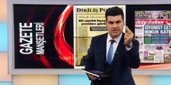 Телеведущий с провластного Akit TV журналистам газеты Cumhuriyet: Позволительно убивать таких, как вы