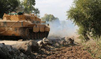 Полигон Африн: «Оливковая ветвь» турецкого оружия