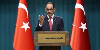 Эрдоган готовится к очередному «повороту». Калын: Мы можем по необходимости выйти на контакт с Дамаском