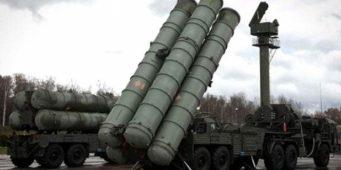 Турция может попасть под санкции США за закупки «С-400»
