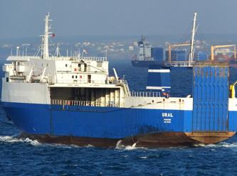 В Тунисе задержан арендованный турецкой компанией корабль, на борту которого обнаружили контрабандное оружие