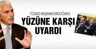 Турецкая ассоциация промышленности и бизнеса предупредила Эрдогана об опасности его экономической политики