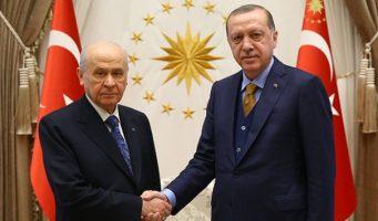 Партии Эрдогана законодательно разрешили сотрудничество с крайне правыми неудачниками выборов