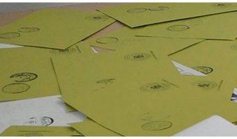 Для 55 млн избирателей напечатают 500 млн конвертов