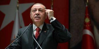 Стратегия турецких властей – поддерживать страх