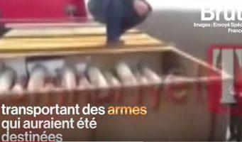 Французские СМИ: Эрдоган поставлял оружие террористам в Сирии, он не может быть надежным союзником для Запада