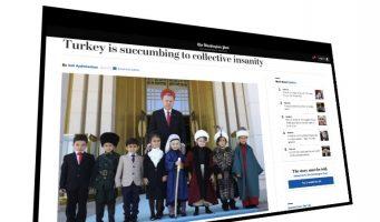 «Турция превратилась в тоталитарный сумасшедший дом»