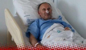 20 месяцев содержится в тюрьме больной раком мужчина